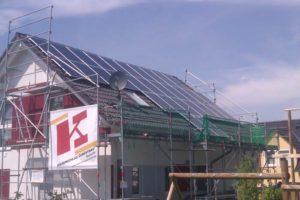 Solaranlagen: 6,5 KW Photovoltaikanlage